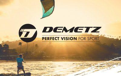 Notre gamme de lunettes Demetz, le sport à la vue !